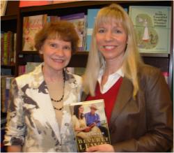 Julie Klassenova a Beverly Lewis